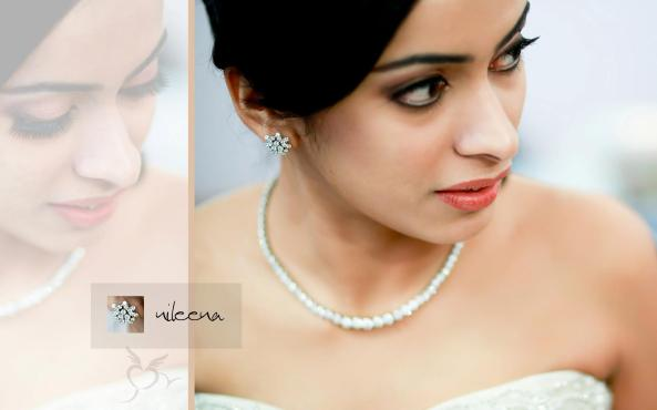 Bride:  Nileena weds Shantin | A Roman Catholic Syrian Christian Wedding