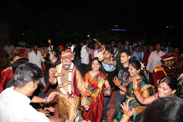Baraat- Mookambika Naidu weds Prasannaa C Murli | A Thamizh- Telugu wedding