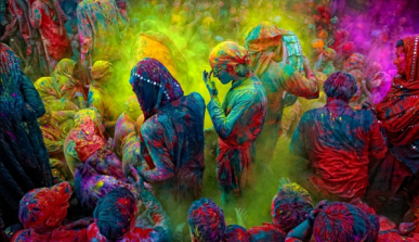 Holi – The Legend Behind the Colourful Event and Some Safety Measures