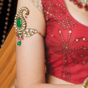 Arm bands- Indian bridal adornments