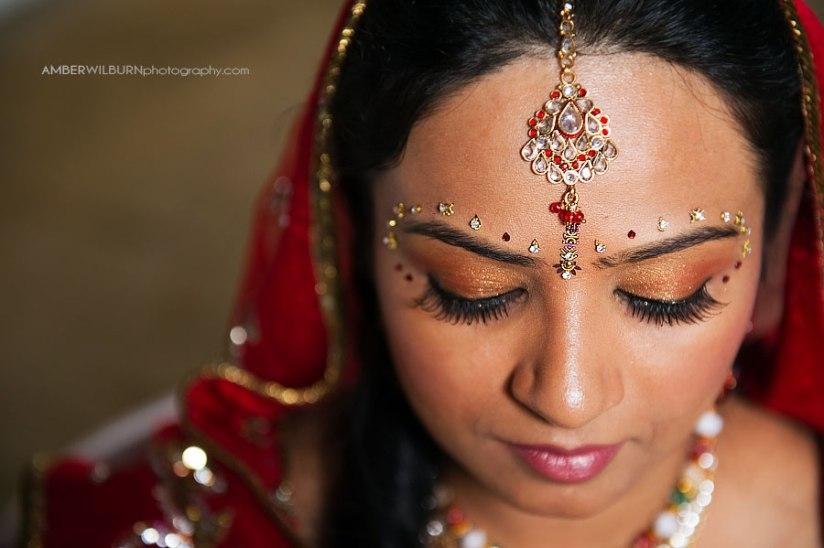 Bindi - Indian bridal adornments