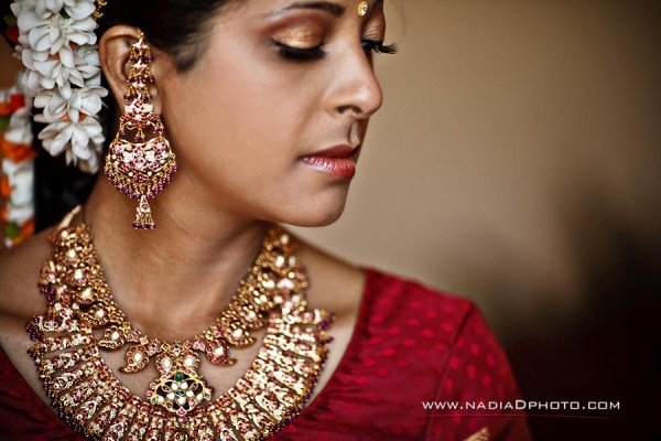 earrings- Indian Bridal Adornments