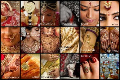 Solah Shringar – the 16 adornments that complete a Hindu Bride's look