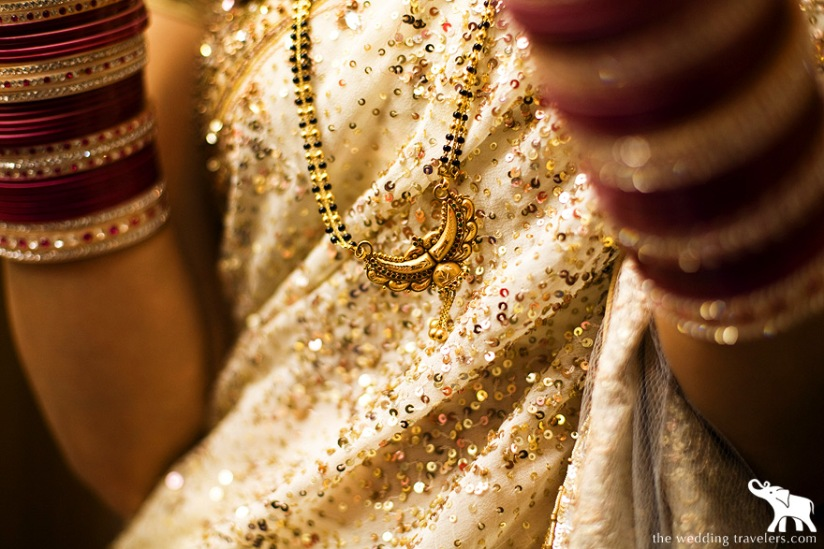 mangal sutra- Indian Bridal Adornments