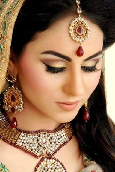 Mangtikka- bridal adornments