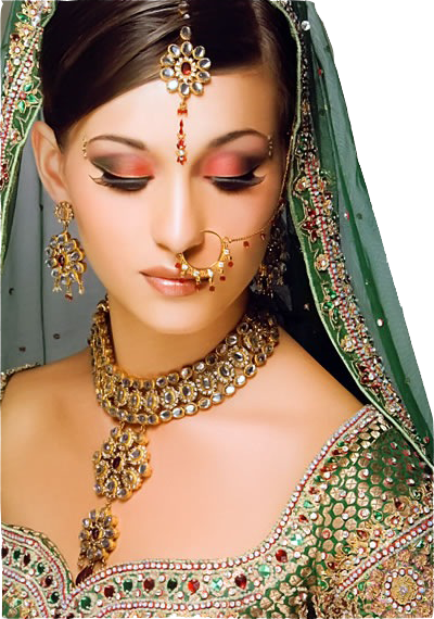 nose-ring - Indian Bridal Adornments