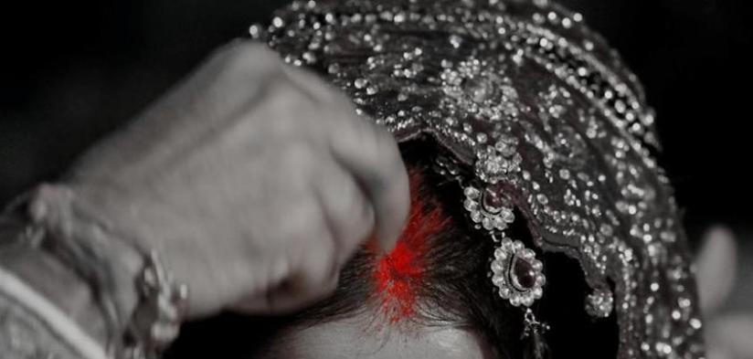 Sindoor- Indian bridal adornments